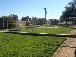 Yarrawonga Dog Enclosure